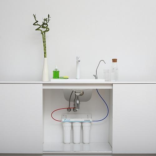Sistem de ultrafiltrare si alcalinizare al apei in 5 etape Ecosoft FMV3ECO-AK 3