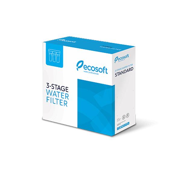 Sistem de microfiltrare al apei in 3 etape Ecosoft FMV3ECOSTD 5
