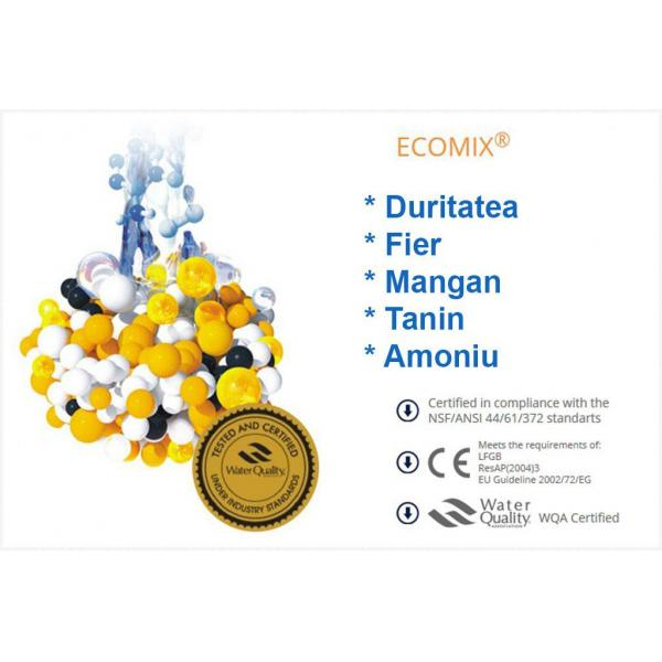 Statie de deferizare cu Ecomix BLUESOFT 35CV 1