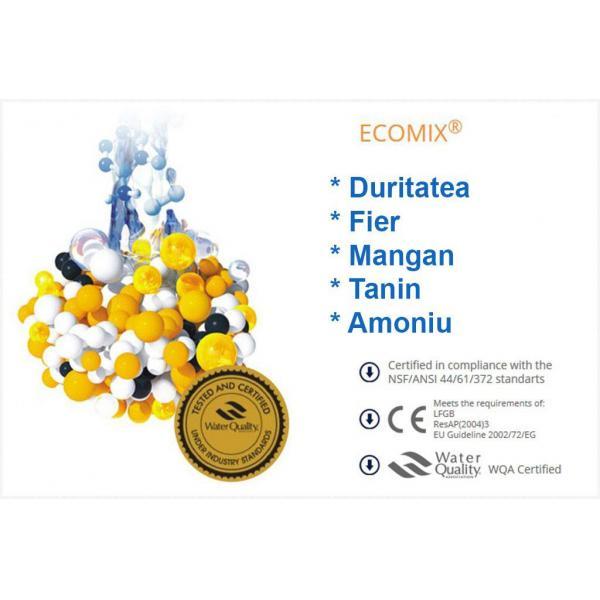 Statie de deferizare cu Ecomix BLUESOFT 50CV 1