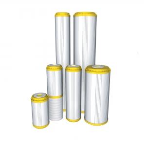 """Cartus filtrant Dedurizare Aquafilter 10"""" FCCST1"""