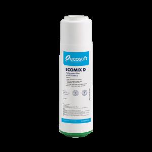 "Cartus filtrant dedurizare / deferizare Ecosoft 10"" Ecomix®1"
