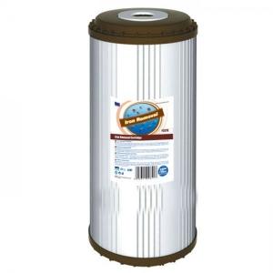 "Cartus filtrant Aquafilter Deferizare / Demanganizare BigBlue 10"" FCCFE10BB0"