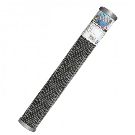"Cartus filtrant mix Carbune Activ Silver 20"" Long FCCBL-L-S [0]"