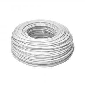 "Furtun flexibil polietilena 1/4"" ( 6 mm ) alb"