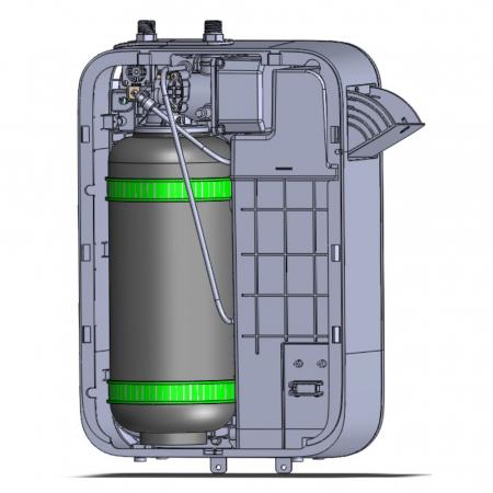 Dedurizator apa BLUESOFT RainWater HORECA [2]