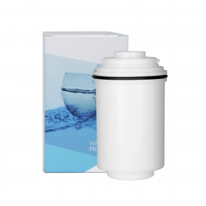 Cartus filtrant ultrafiltrare si carbon activ pentru sistemele  Aquafilter FH2018-2-AQ0