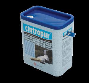 Pachet carbon activat Cintropur 3.4 litri