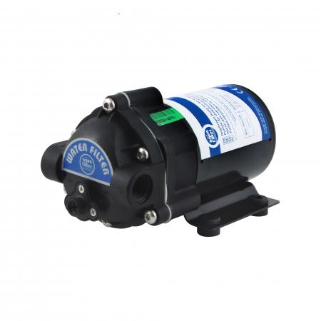 Pompa de presiune booster 75GPD cu diafragma pentru sistemele de osmoza inversa