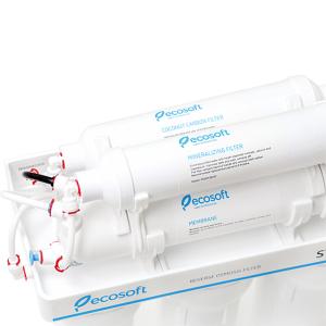 Purificator apa cu osmoza inversa Ecosoft cu mineralizare in 6 trepte2