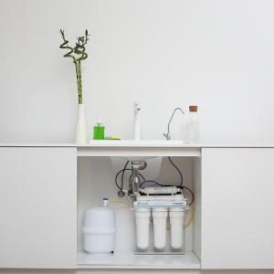 Purificator apa cu osmoza inversa Ecosoft in 6 trepte si pompa booster [3]