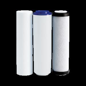 Set filtre de schimb Plus Ecosoft 1-2-3 pentru sisteme de filtrare1