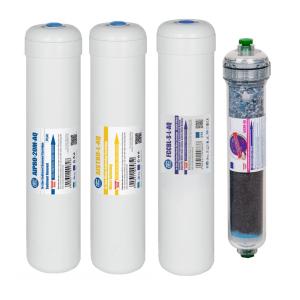 Set de 4 filtre compatibile Excito-CL