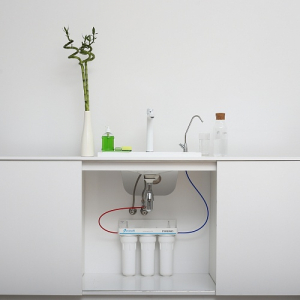 Sistem de microfiltrare al apei in 3 etape Ecosoft FMV3ECOSTD4