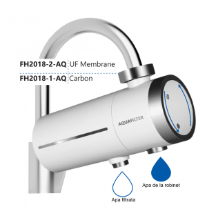 Filtru cu microfiltrare si carbon activ Aquafilter pentru robinet FH2018-1-AQ1