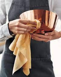 Cum sa cureti usor si eficient vasele din cupru