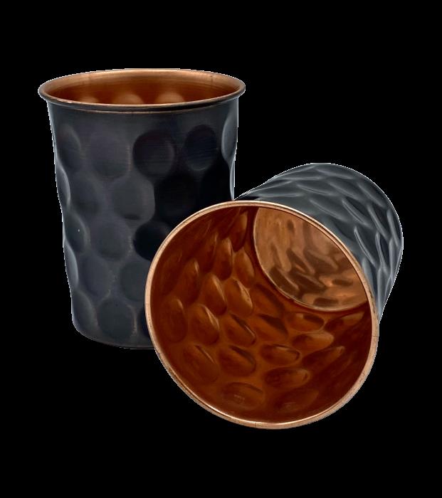 Pahar din cupru Antique [2]
