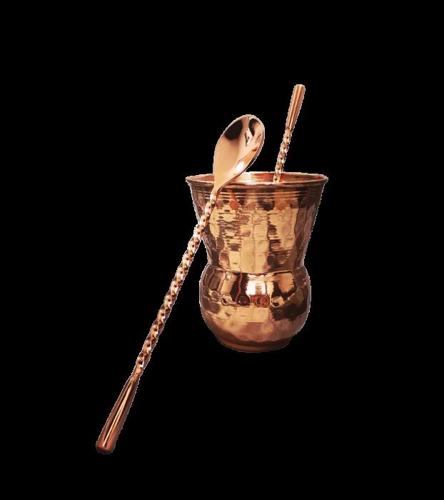 Pahar din cupru Hammer [1]