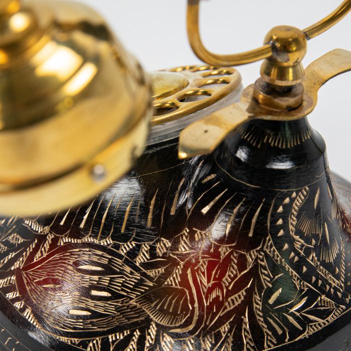 """Telefon vintage din alama ''Black"""" [5]"""