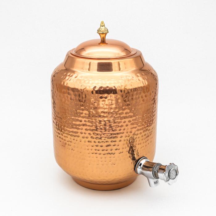 Recipient pentru apa din cupru Arana Pure [0]