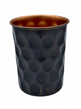 Pahar din cupru Antique [0]