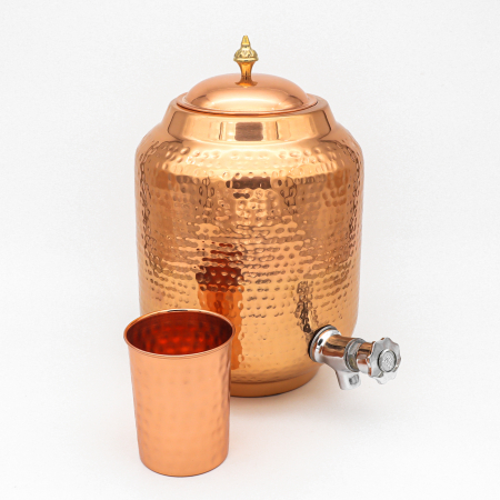 Recipient pentru apa din cupru Arana Pure [2]