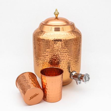 Recipient pentru apa din cupru Arana Pure [3]