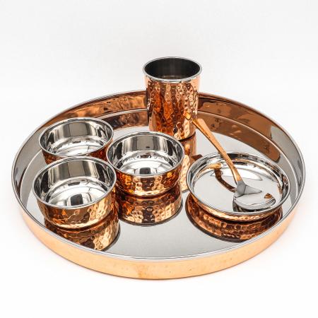 Set vase cupru Thali0