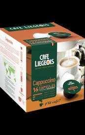 Cappuccino Cafea Capsule Compatibile Dolce Gusto 16 buc 0