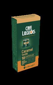 Caramel Vanille Cafea Capsule Compatibile Nespresso 10 buc [0]