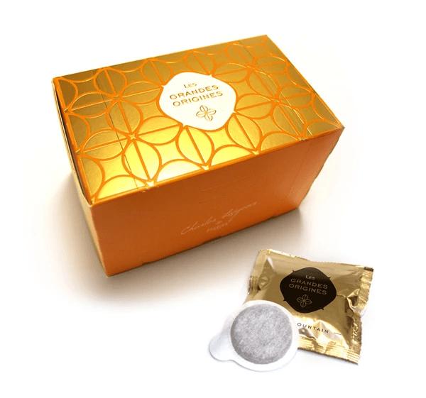 Grandes Origines Yrgasheffe Etiopia Cafea Monodoze ESE 25 buc 0