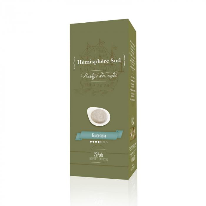 Hemisphere Sud Guatemala Cafea Monodoze ESE 25 buc 0