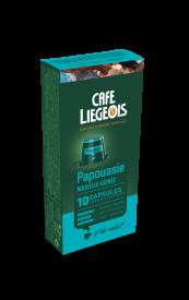 Papouasie Cafea Capsule Compatibile Nespresso 10 buc 0