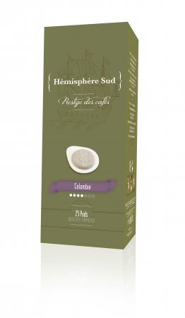 Hemisphere Sud Columbia Cafea Monodoze ESE 25 buc [0]