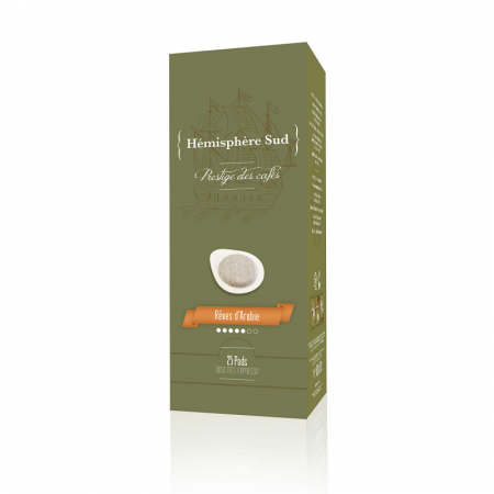Hemisphere Sud Reve d'Arabie Cafea Monodoze ESE 25 buc0