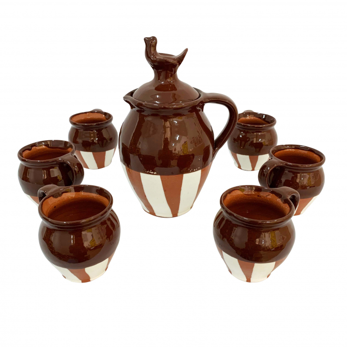 cana-cu-6-cesti-din-ceramica-de-arges-realizate-manual-argcoms-vin-pictura-traditionala-fond-maro-6022 [0]