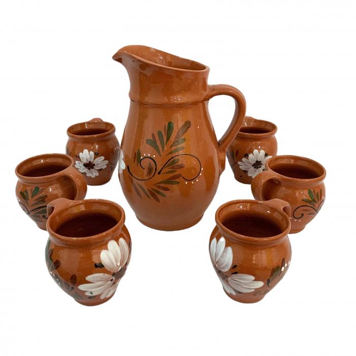 carafa-cu-6-cesti-din-ceramica-de-arges-realizate-manual-argcoms-vin-apa-pictura-florala-6043 [0]
