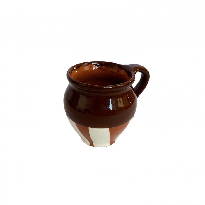 ceasca-din-ceramica-de-arges-realizata-manual-argcoms-vin-pictura-traditionala-fond-maro-6031-6034 2