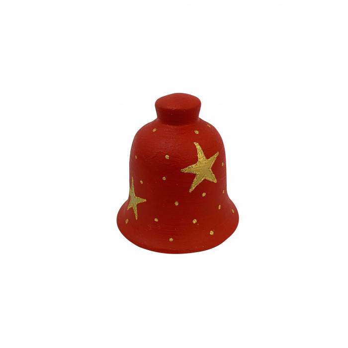 figurina-din-ceramica-de-arges-realizata-manual-argcoms-clopotel-5807 0