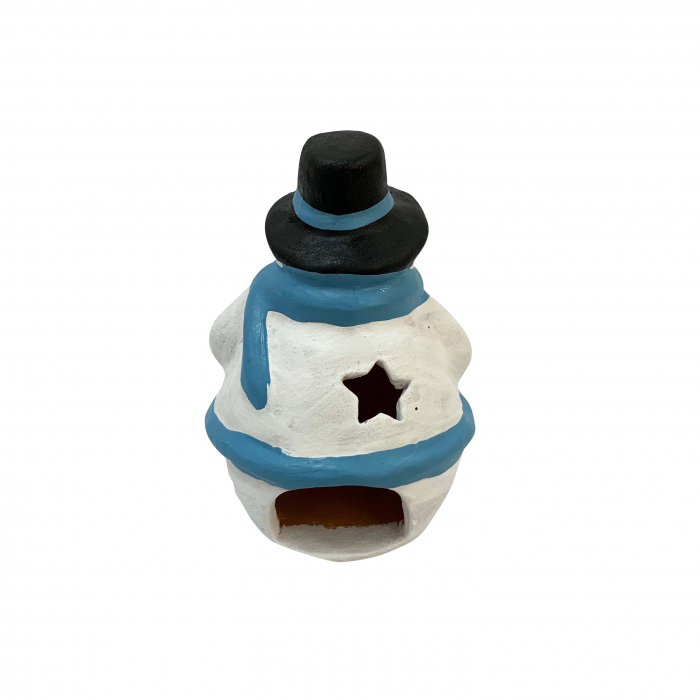 figurina-din-ceramica-de-arges-realizata-manual-argcoms-om-de-zapada-5815-5822 1