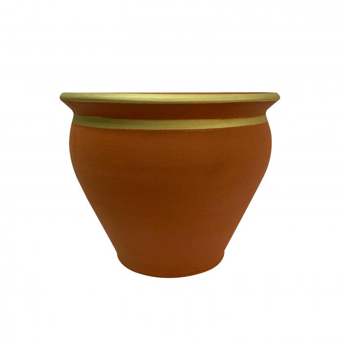 ghiveci-din-ceramica-de-arges-realizat-manual-argcoms-banda-ø20-cm-5622-5626-6194 0