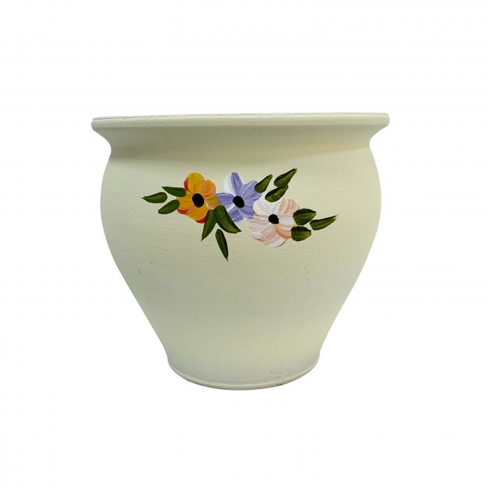 ghiveci-din-ceramica-de-arges-realizat-manual-argcoms-pictura-florala-ø15-cm-5627-5633-6195 0