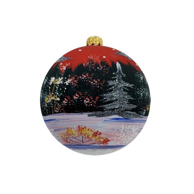 glob-din-sticla-suflata-si-pictata-manual-argcoms-fabrica-lui-mos-craciun-peisaj-de-iarna-multicolor-fond-rosu-80-mm-sferic [2]
