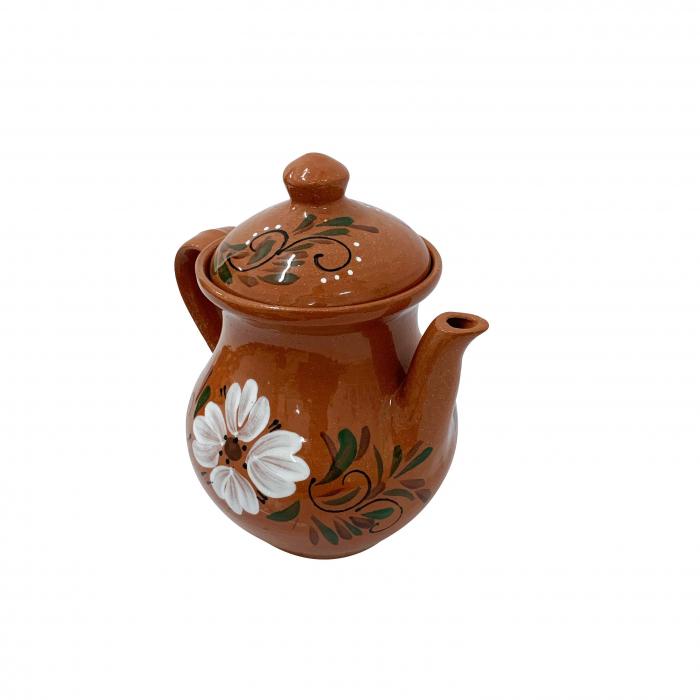 ibric-din-ceramica-de-arges-realizat-manual-argcoms-cafea-pictura-florala-5958-5960 2