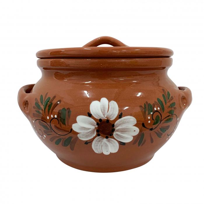 oala-din-ceramica-de-arges-realizata-manual-argcoms-sarmale-cu-capac-pictura-florala-mare-5851-5852 [0]