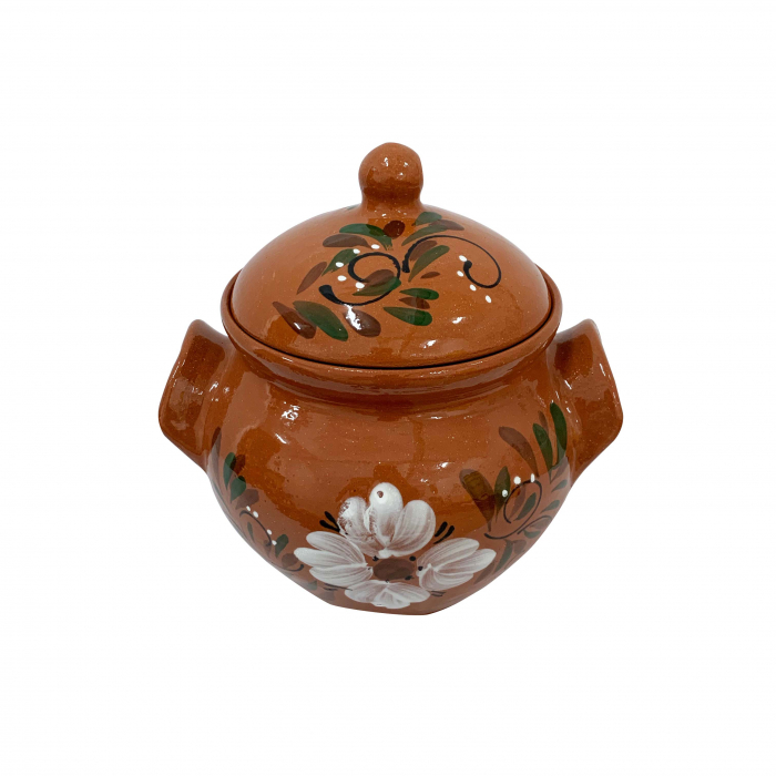 oala-din-ceramica-de-arges-realizata-manual-argcoms-sarmale-cu-capac-pictura-florala-mica-5856-5858 1