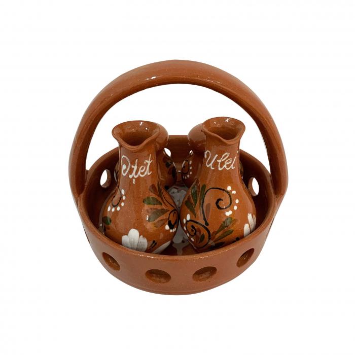 oliviera-din-ceramica-de-arges-realizata-manual-argcoms-traforata-4-dozatoare-pictura-florala-5911-5913 1