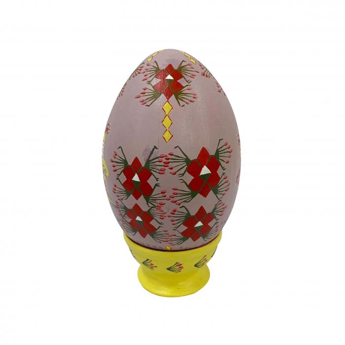 ou-de-paste-din-ceramica-de-arges-realizat-manual-argcoms-motiv-traditional-ø13-cm-5829-5830 1