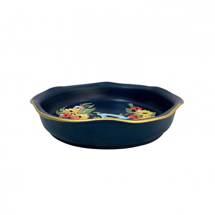 platou-decorativ-din-ceramica-de-arges-realizat-manual-argcoms-pictura-florala-ø25-cm-albastru-5692-5697 1