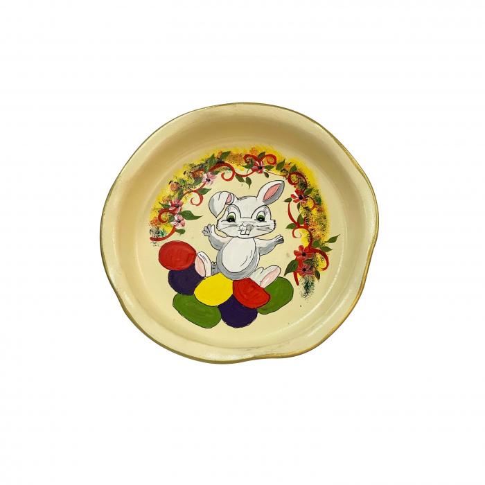 platou-decorativ-din-ceramica-de-arges-realizat-manual-argcoms-sarbatorile-pascale-ø26-cm-crem-5845-5848 0